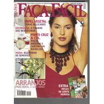 Revista Faça Fácil Nº 155-ano X I V -ed Globo