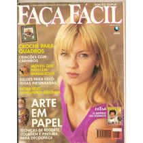 Revista Faça Fácil - Arte Em Papel