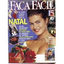 Revista Faça Fácil Nº 167-ano X V-ed Globo