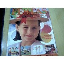 Revista Festas Faça Fácil Nº84 Chapeuzinho Vermelho