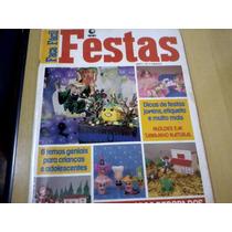 Revista Globo Faça Fácil Festas Nº11 Temas Para Crianças