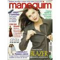 029 Rvt- Revista Moda- Manequim 472- Abril 1999- Tarciane