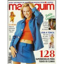 048 Rvt- Revista Moda- Manequim 451 Jul 1997- Susana Werner
