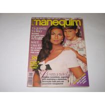 Luisa Brunet - Manequim Nº 05 - Maio/95