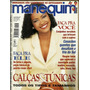 424 Rvt- 1995 Revista Manequim- 427 Jul- Isabel Fillardis