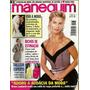 433 Rvt- 1996 Revista Manequim- 437 Mai- Bruna Lombardi Moda