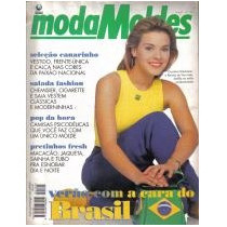 Moda Moldes 124 * Out/96 * Carolina Dieckmann