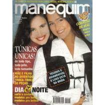 Manequim 413 * Mai/94 * Regina E Gabriela Duarte
