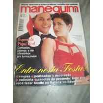 Claudia Raia - Manequim Nº 432 De 12/95 - Sem Moldes