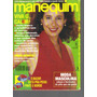 Revista Manequim Ed. 410 - Fevereiro/1994 - Ed Abril