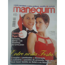 Manequim #432 Ano 1995 Edson Celulari E Cláudia Raia