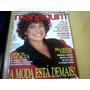 Revista Manequim Nº426 Suzana Vieira