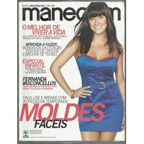 Manequim - Fevereiro 2010 - Fernanda Vasconcellos