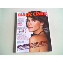 Revista Marie Claire 233 De Agosto 2010 Carolina Dieeckmann