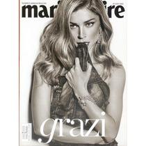 Revista Marie Claire Grazi Ed 292 Julho 2015 Grazi Massafera