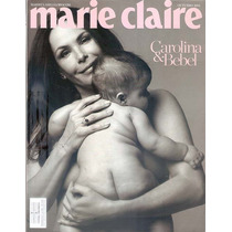 Revista Marie Claire Brasil Carolina Ferraz & Bebel 10 2015