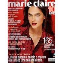 Marie Claire 2001 Katarina Scola Marília Gabriela Bebel