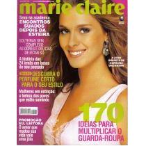 Marie Claire 146 * Mai/03 * Dieckmann * Denise Fraga