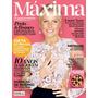 Revista Maxima # 61 Junho 2015 = Capa Xuxa Nova E Lacrada!
