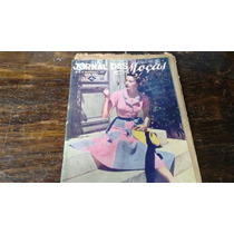 Revista Antiga Jornal Das Moças Do Ano 1951