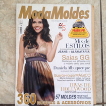 Revista Moda Moldes 8/2015 17 Daniela Albuquerque Com Moldes