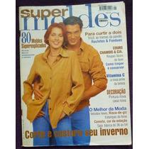 Revista Super Moldes - Corte E Costure Seu Inverno