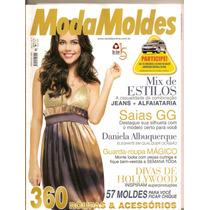 Revista Moda Moldes - Daniela Albuquerque. Saias Gg