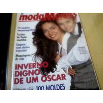 Revista Moda Moldes Nº107 Mai95 Claudia Ohana