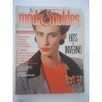 Molda Moldes #24 Ano 1988 Denise Piccinini Com Os Moldes