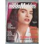 Revista Moda Moldes Nº 66 - Claudia Ohana - 12/1991