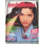 Revista Moda Moldes Nº 40 - Claudia Ohana - 07/1990