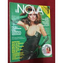 Revista Nova Maitê Proença Xuxa Jaime Periard Stephanie Mona