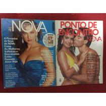 Revista Nova 06/89 Guia Ponto De Encontro Betty F Claudia L