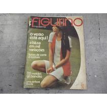 Revista Figurino Moderno Verão N 53 - Moda Moldes