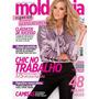 Revista Molde E Cia - Especial Alfaiataria N. 13 - Costura