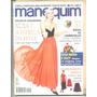 Manequim - Revista - Ed. 440 - 08.1996 - Com Moldes - Xuxa