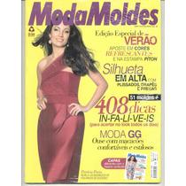 Moda Moldes - Ed. 31 - Com Moldes - Especial De Verão