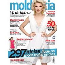 Revista Molde E Cia - N. 97 - 50 Moldes - Corte Costura Moda