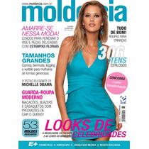 Revista Molde E Cia N. 65 - Moldes Para Corte E Costura