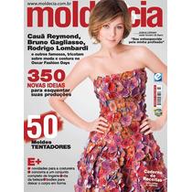 Revista Molde E Cia N. 47 - Moldes - Corte E Costura
