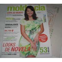 Revista Molde E Cia N. 54 - 53 Moldes Maravilhosos - Moda