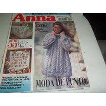 Revista Anna - Janeiro De 1996 -(burda -fantasia Em Labores)