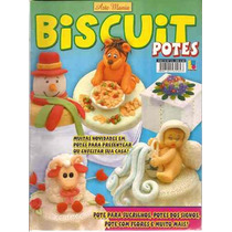 Artesanato Ana Maria Biscuit Potes Nº 24