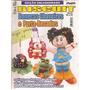 Artesanato - Chaveiros Bonecos Biscuit Edição Encadernada