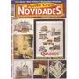 Artesanato - Ponto Cruz & Novidades Nº 40 Com Moldes