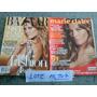Lote Com 6 Revistas Gisele Bundchen Na Capa Elle Vogue