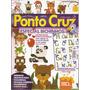 Artesanato - Ponto Cruz Nº 15 Especial Bichinhos
