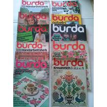 Burda - 80 Revistas Reihe/spab/moden/ Outras