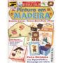 Artesanato - Idia Últil Pintura Em Madeira Nº 1