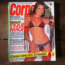 Revista - Corpo A Corpo - Fique Magra